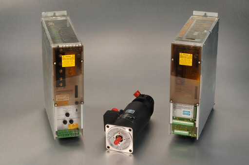 Legacy servos supported by our legacy servo services