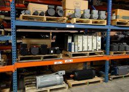 Surplus servo equipment