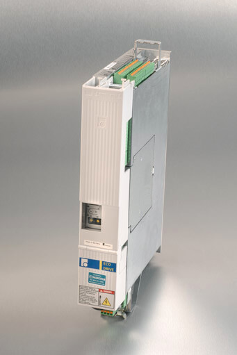 Bosch Rexroth/Indramat servo amplifier unit from the DKC family