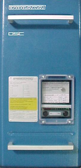 Bosch Rexroth Indramat DSC servo amplifier