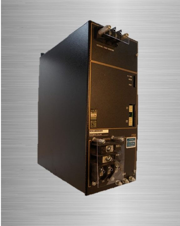 Kollmorgen PSR4 power supply unit with silver background