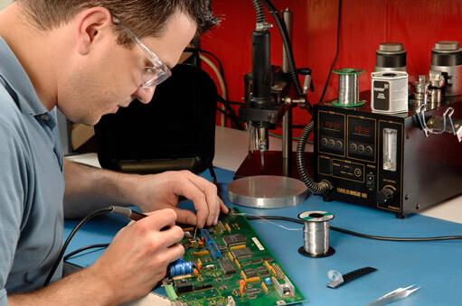 Servo Repair Technician